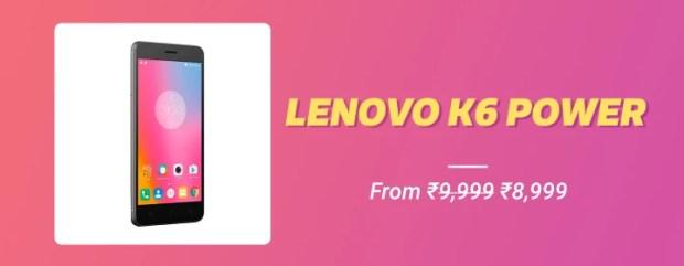 Lenevo K6 Power