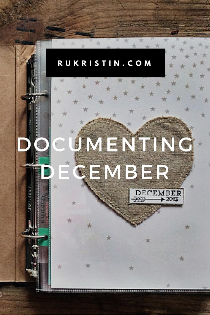 rukristin Documenting December