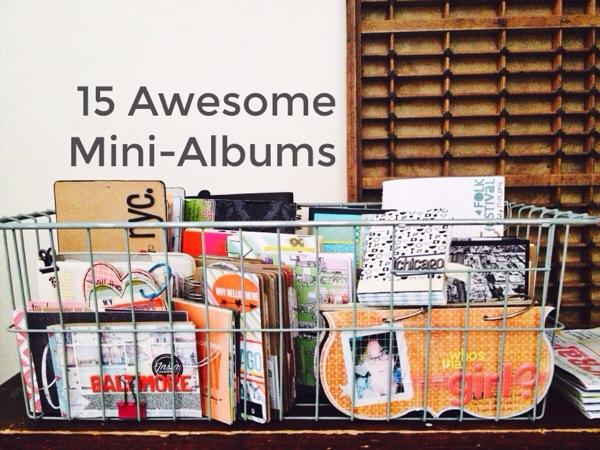 15 Amazing Mini-Albums