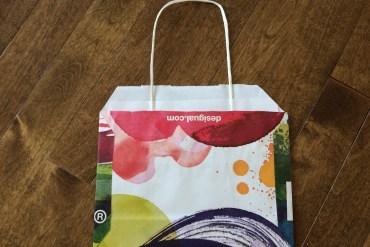 Vanessa DIY Shopping Bag Envelope