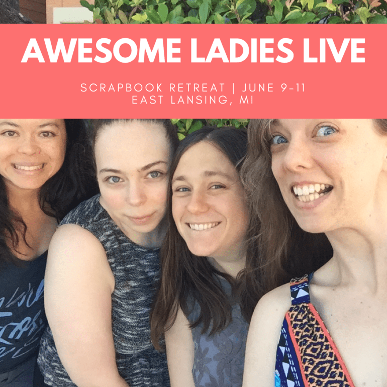 Awesome Ladies Live