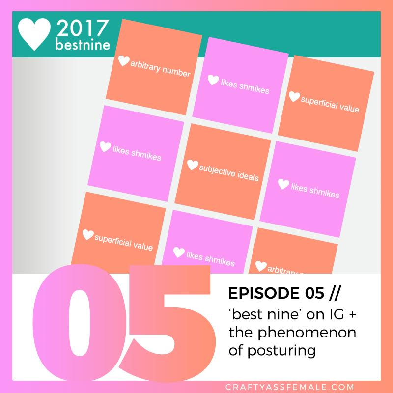 Crafty ass female episode 5 best nine and thoughts on posturing