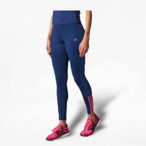 Mallas Adidas Azul/Rosa Mujer - Run4You.mx