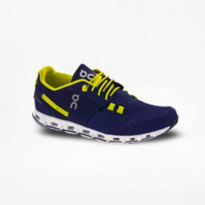 Tenis On Cloud Morado/Amarillo - Run4You.mx