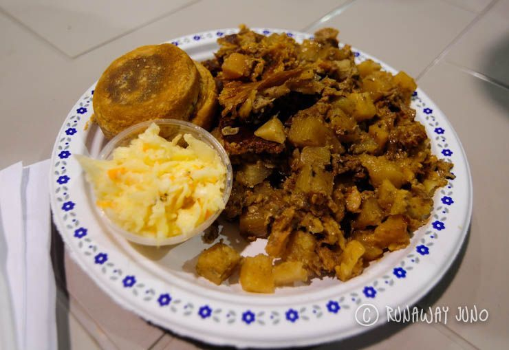 Runaway daily usa day 26 the day i ate canadian food for Authentic canadian cuisine