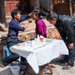 Side_Walk_Dentistry_Shaxi_Yunnan_China