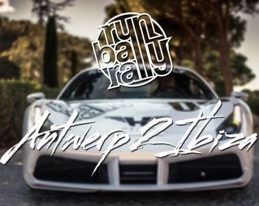 Runball Rally 2017 Route