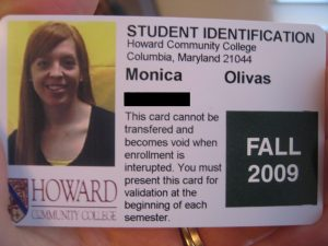 monica ID 300x225 Back to school