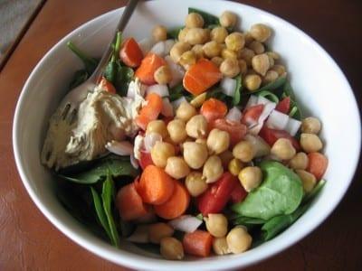IMG 3757 400x300 January Challenge: Meatless Mondays