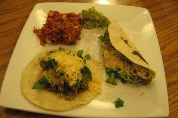 Mexican Meatless Mondays