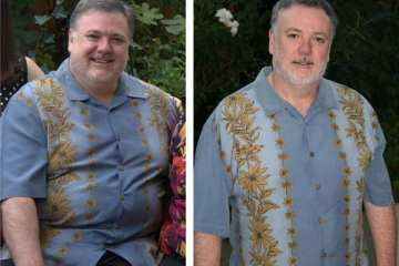 Weight Loss Victory - Liam