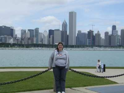 lisa before 400x300 Weight Loss Wednesday   Lisas Story