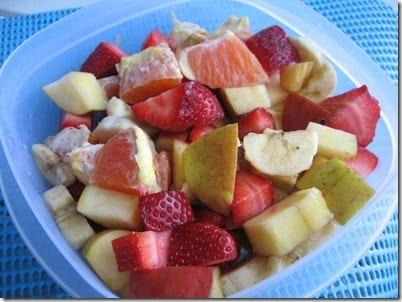 IMG 6422 thumb Foods of Spring and Fitbloggin Recap