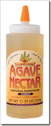 agavenectar thumb Sugar is Sugar is Sugar
