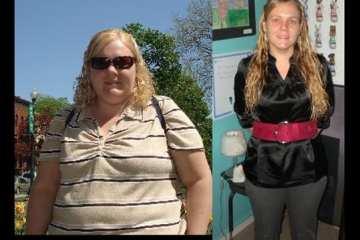 Weight loss Wednesday – Amanda
