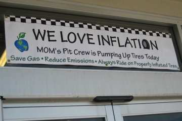 Inflation Time!