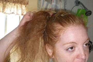 Running Hair