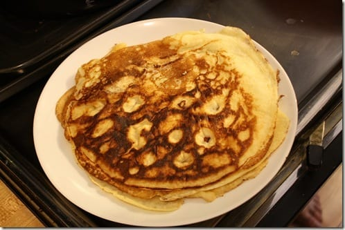 IMG 4420 thumb Coming Home to Pancakes