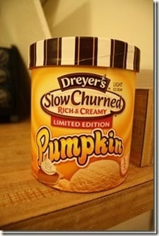 pumpkin ice cream thumb Confession Thursday– Afternoon Ice Cream