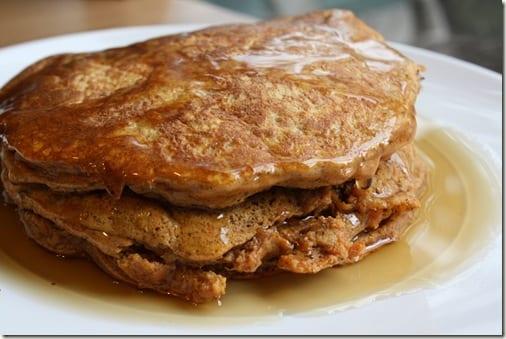 IMG 7916 thumb Sweet Potato Protein Pancakes