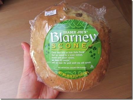 IMG 0035 thumb Trader Joe's Blarney Scone