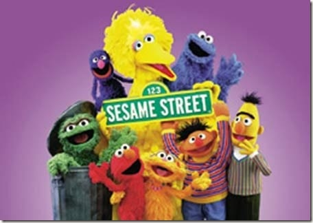 sesame street thumb I'm going to…