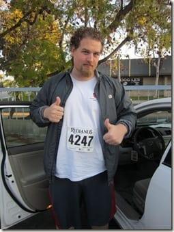 IMG 8959 600x800 thumb Redlands Half Marathon Recap and Ben's 5K