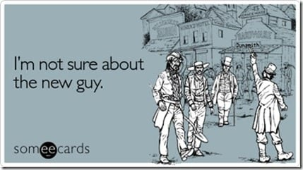 not sure about new workplace ecard someecards thumb Training for Training
