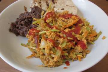 Mexican Stir-Fry Recipe