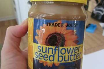 Eat This Now–Chocolate Sunflower Butter Snack
