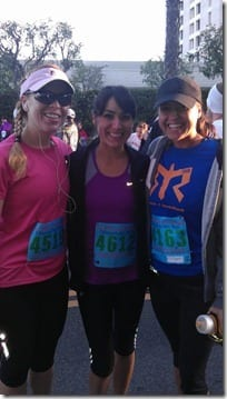 the girls before the race thumb Mission Inn Half Marathon