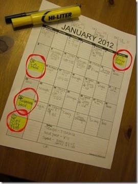 Race Calendar for Jan 2012 thumb I Quit Running (marathons) Kinda