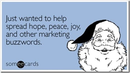 wanted help spread hope christmas ecard someecards thumb I'm Like Santa Claus…