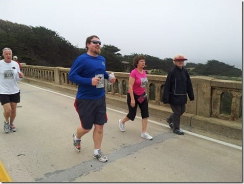 20120429 073307 800x600 thumb Big Sur 10.6 Mile Race Review