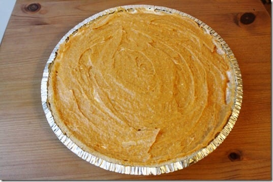 IMG 9178 800x533 thumb No Bake Pumpkin Cheesecake Recipe