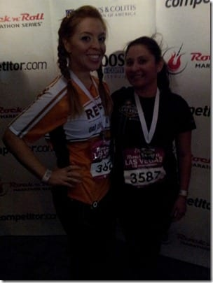 20121202 193841 600x800 thumb Rock N' Roll Las Vegas Half Marathon Recap / Review