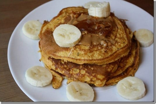 gluten free pancake recipe thumb Healthy 2 Ingredient Pancake Recipe