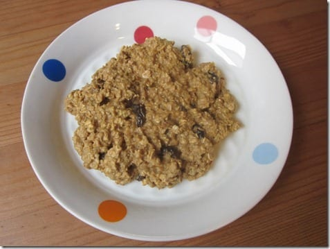 IMG 1617 800x600 thumb Healthy Oatmeal Cookie Recipe for Breakfast