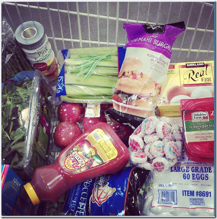 image thumb34 Sunday Set Up Grocery Haul and Taper Week