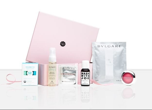 glossy box review Beauty and Style