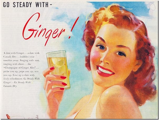 go steady with giner thumb Just the Tip: Ginger always Ginger