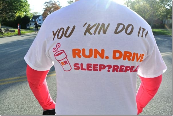 run drive sleep repeat thumb Local Half Marathon and Sole Runners Starts