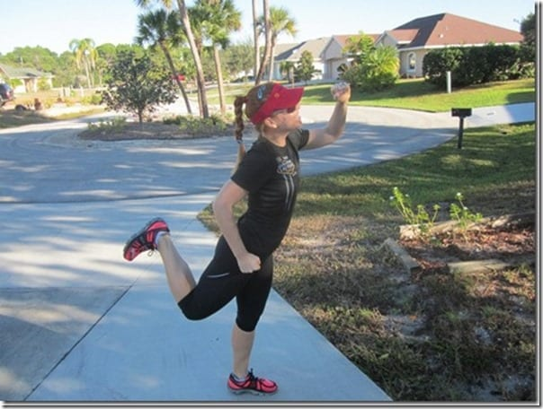 runner pose in florida thumb Running In The Heat