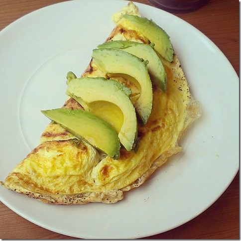avocado omelet 800x800 thumb Follow me (even though I don't know where I'm going)