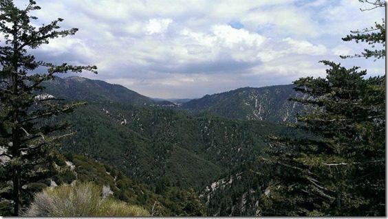 big bear view 800x450 thumb Xterra Snow Valley Trail 21K Race Recap