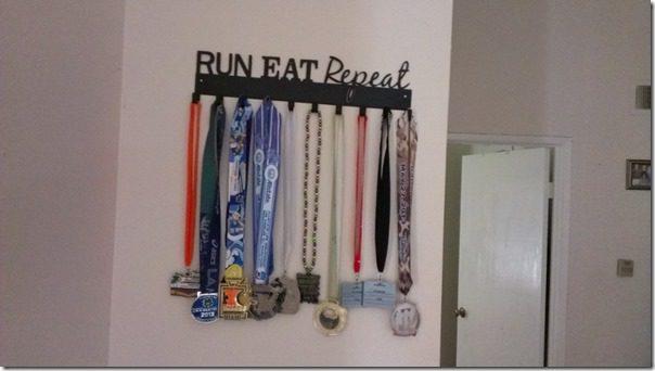 sporthooks medal hanger giveaway 800x450 thumb SportHooks Giveaway–Race Medal Hanger