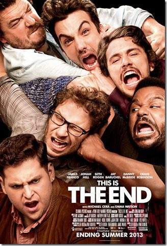 this is the end poster thumb Follow me (even though I don't know where I'm going)