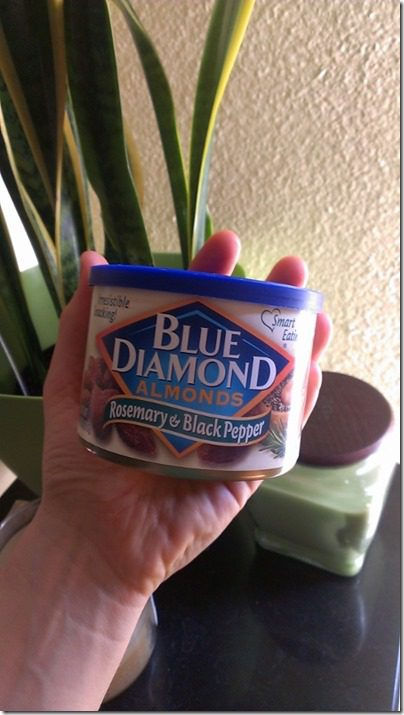 blue diamond almonds 450x800 thumb Friday Favorites and a Discount for CrossTrain ID