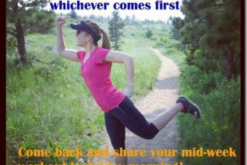 Motivation Monday–Jogging with James