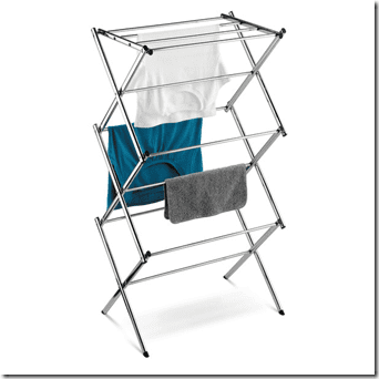 drying rack thumb GIVEAWAY   Organize Your Workout Gear